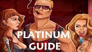 Duke Nukem 20TH - Platinum Trophy Guide - Commentary