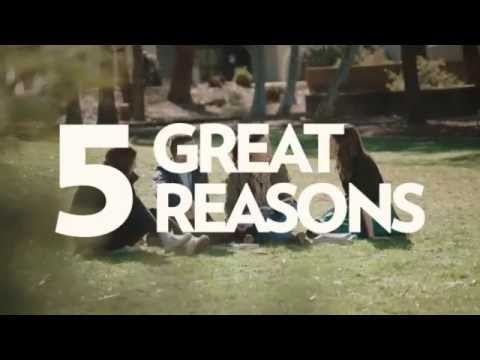 Five Great Reasons To Study At University Of Canberra