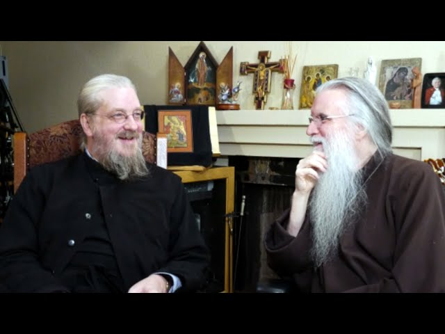 John Michael Talbot Interview 2 of 3 with Very Rev. Dr. John Behr
