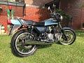 Kawasaki Z550, modelo 1981, 100 % Original !