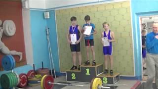 Награждение призёров и победителя соревнований 15.09.19 г.