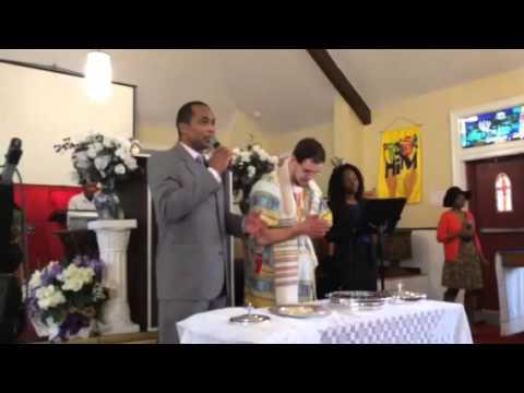 Holy Communion at Revelation Church of God