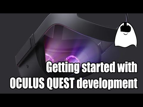 How to get started with Oculus Quest development on Unity thumbnail