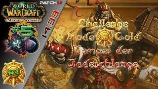 Скачать Challenge Mode GOLD 4 DK Tank Tempel Der Jadeschlange 14 33