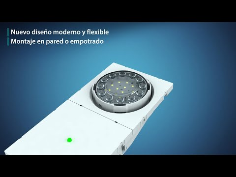 BeamTech: iluminación de emergencia de 360° (versión larga)