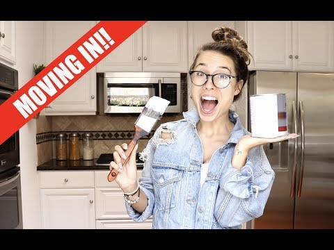 MOVING IN | The Kitchen