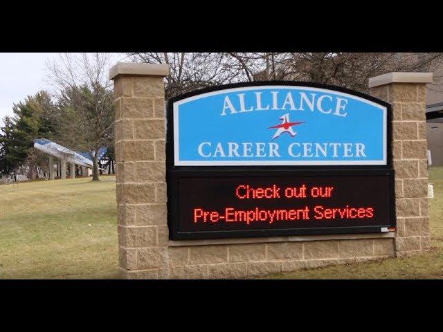 Alliance Career Center Promo