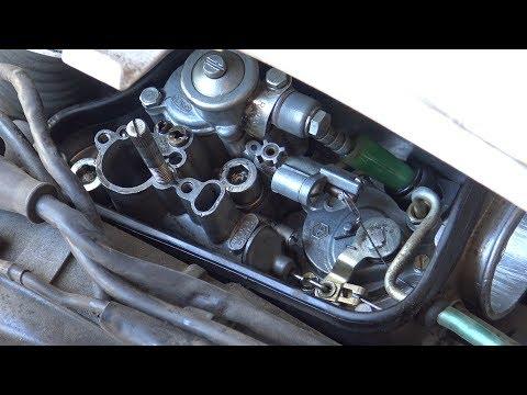 Smontare E Pulire Il Carburatore Della Vespa PX 125