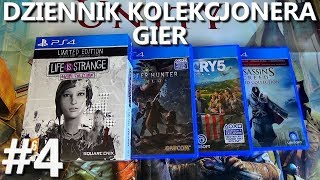 Monster Hunter World, Far Cry 5, AC: The Ezio Collection, LiS: BtS | Dziennik Kolekcjonera Gier #4