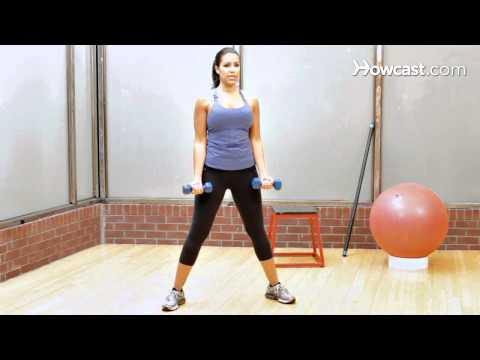 How to Do a Basic Curl   Female Bodybuilding