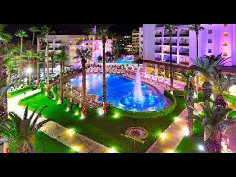 Отель - Ideal Prime Beach 5* Турция.Мармарис.
