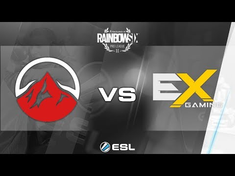 Rainbow Six Pro League - Season 2 - PC - NA - Elevate vs. eXcellence Gaming - Week 6