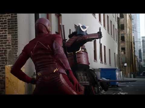The Flash  Stunts S4
