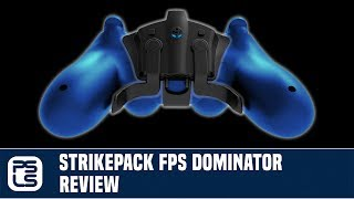 Strikepack FPS Dominator Review - Paddles for Everyone (PS4)