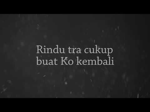 Rian814 - Rindu tra cukup x Helmi  (Official Lyric Video)