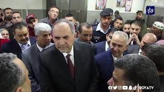 التلهوني يفتتح دائرة تنفيذ محكمة البداية في مبنى قصر العدل - (5/2/2020)