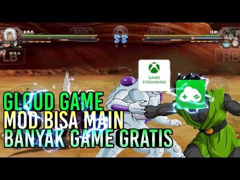GLOUD GAME MOD APK UNLOCK GAME GRATIS MAIN GAME PC,XBOX,PS4 GRATIS
