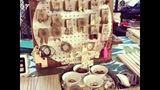 Easy Diy Craft Fair Display Ideas