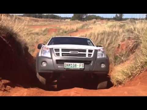 Isuzu 4x4 2.5 DTeq Bloemfontein