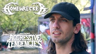 Matt Barnum reveals Homewrecker name origin, talks early days of band | Aggressive Tendencies