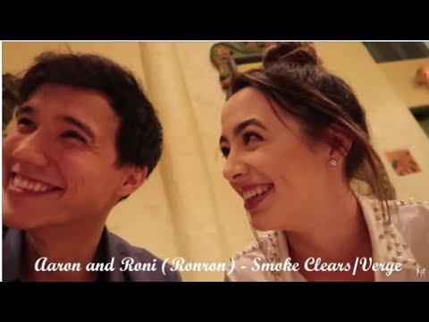 Aaron and Roni (Ronron) - Smoke Clears/Verge