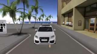 --SCC CARS-- Q7 V12 TDI MESH