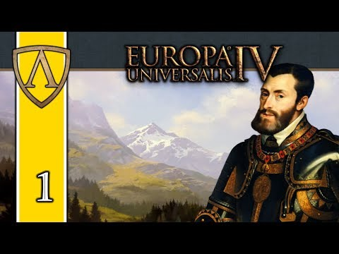 Let's Play Europa Universalis IV | Spain 1