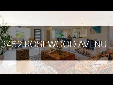 A Hip, Private Escape in Mar Vista: 3452 Rosewood Avenue - Mar Vista 90066