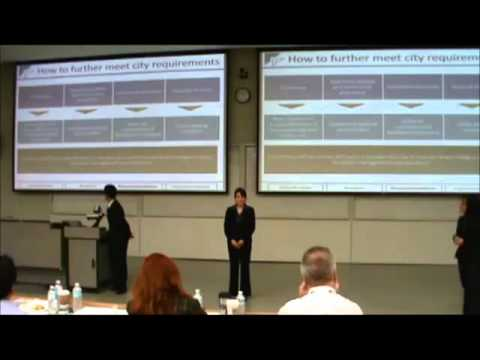 2nd Place | Accounting Case | Sauder School of Business - UBC | JDC West 2012