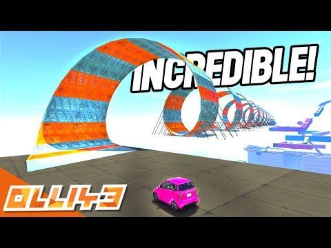 Incredible GTA 5 Panto Stunt Racing! (GTA Versus)