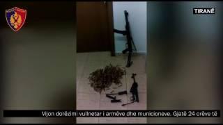 Vijon dorëzimi vullnetar i armëve dhe municioneve luftarake - Policia e Tiranës
