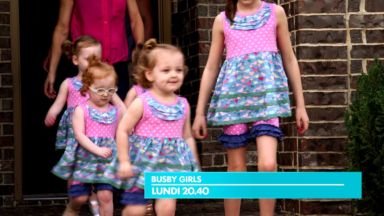 Busby girls - Discovery Family - Discovery Family