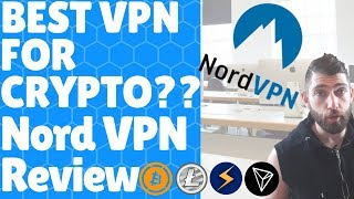 Best VPN for Cryptocurrency [Nord VPN Review- A VPN explained]