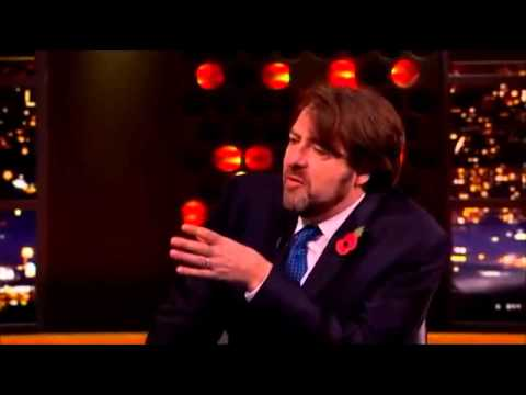Frankie Boyle Interview on The Jonathan Ross Show