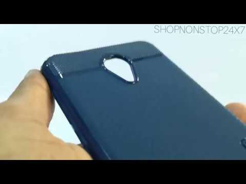 newest 7d2a1 ae7ce sPieGan Patterned Soft Silicon Back Case Cover For Voto V2i