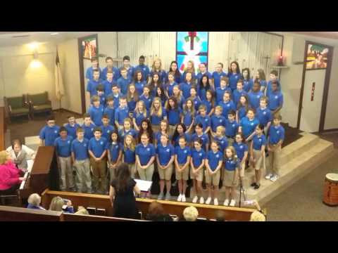 St John in Ocala Middle School Choir | February 26th 2016