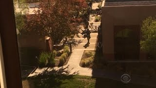 San Bernardino shooting survivor describes chaos