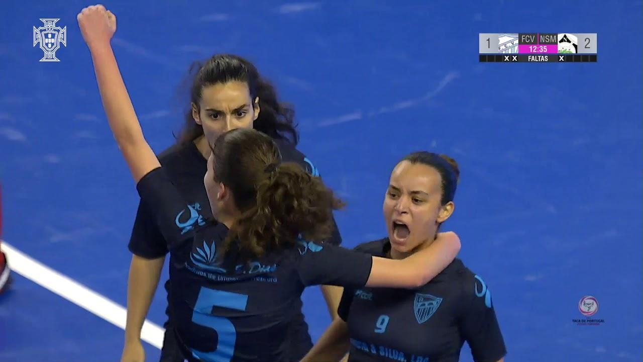 8f1702b33a Taça de Portugal de Futsal Feminino  Vermoim FC 2 - 3 Novasemente GD  Cavalinho