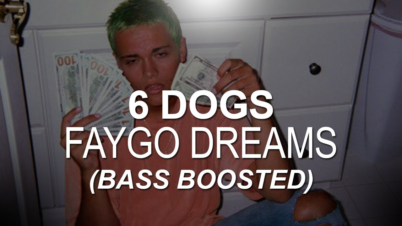 6 Dogs Faygo Dreams Bboosted