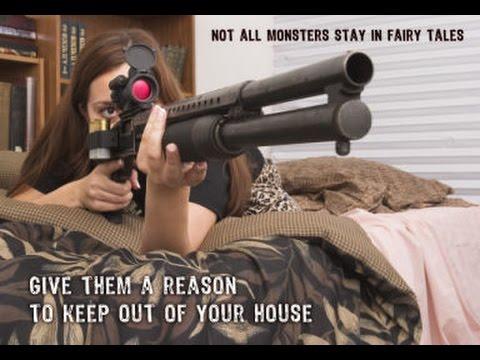 Quelles armes à feu pour la défense du domicile?