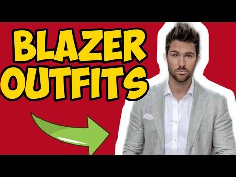 Mens Fashion 2017 - Blazers | Fashion Men 2017 Summer | Sever Magazine