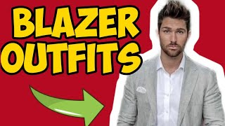 Mens Fashion 2017 - Blazers | Fashion Men 2017 Summer | Sever Magazine