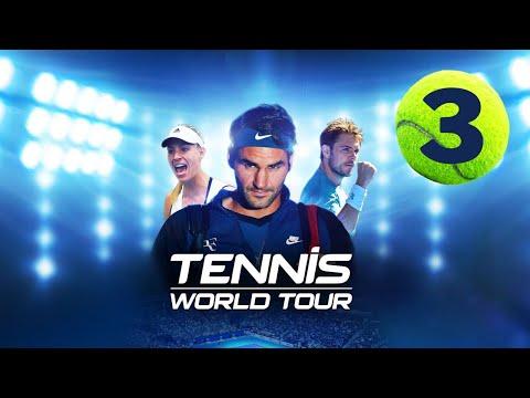 Tennis World tour 2 ep 3 - stavolta Wish ha fatto cilecca  