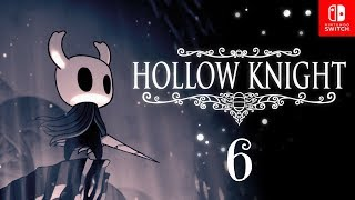 Hollow Knight | Switch | En Español | Episodio 6: