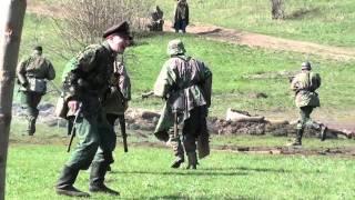 Берлинская наступательная операция (трейлер)(Реконструкция 1 мая 2011 года г.Воронеж, парк