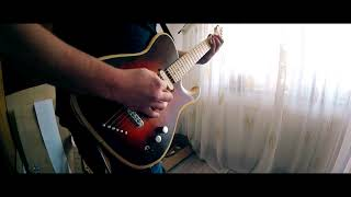 Demo #007 - Sunburst T-Style Guitar
