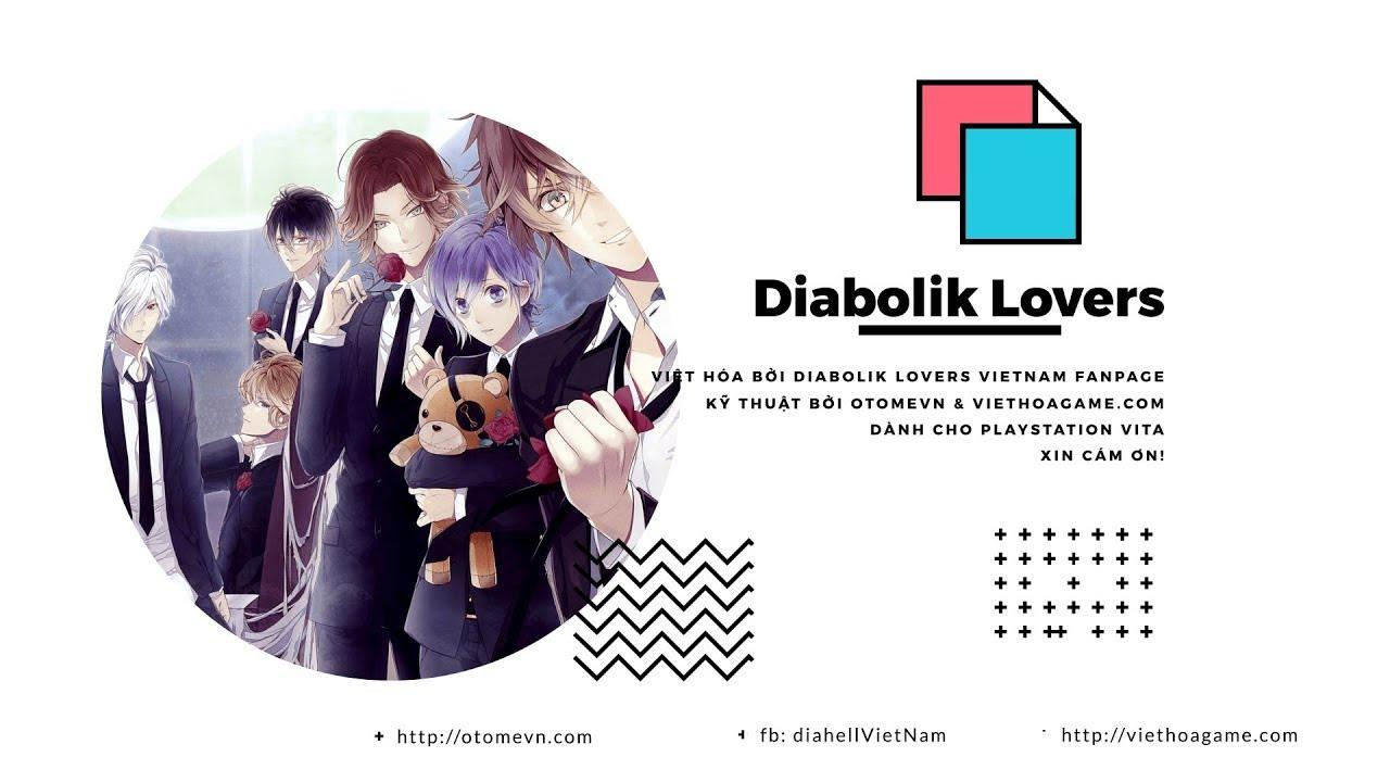 Diabolik Lovers việt hóa Demo [Playstation Vita]