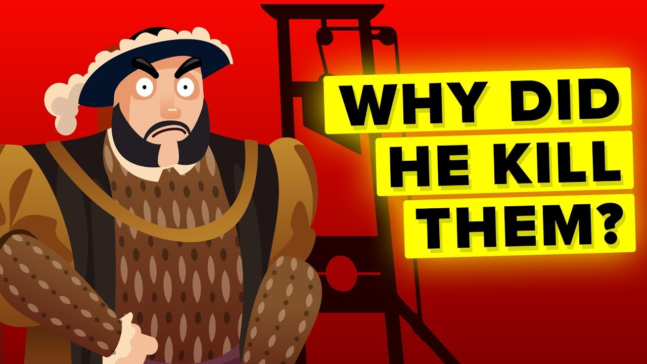 Why Did The King Of England Execute His Wives?