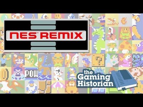 NES Remix (Wii U) Review - Gaming Historian