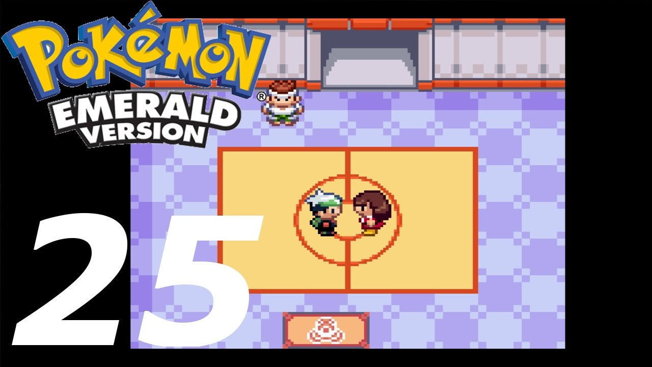Pokémon Emerald - Episode 25 Fallarbor Battle Tent  sc 1 st  YouTube & Pokémon Emerald - Episode 25: Fallarbor Battle Tent - YouTube